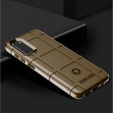 LN Rugged Case Galaxy S20 brown