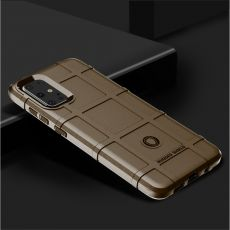 LN Rugged Case Galaxy S20+ brown