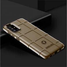 LN Rugged Case Galaxy A71 brown