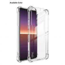 Imak PRO läpinäkyvä TPU-suoja Xperia 1 III