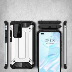 LN suojakuori Huawei P40 Pro silver