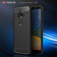 Luurinetti TPU-suoja Moto E5 black