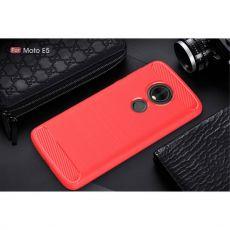 Luurinetti TPU-suoja Moto E5 red