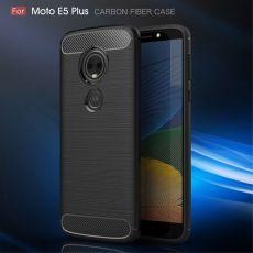 Luurinetti TPU-suoja Moto E5 Plus black