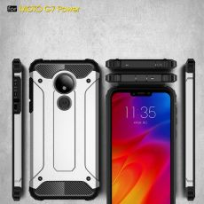 Luurinetti suojakuori Moto G7 Power black