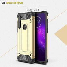 LN suojakuori Moto G8 Power gold