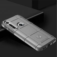 LN Rugged Case Motorola One Macro grey