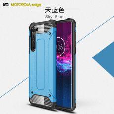 LN suojakuori Motorola Edge blue