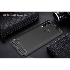 LN TPU-suoja Moto G8 Power Lite black