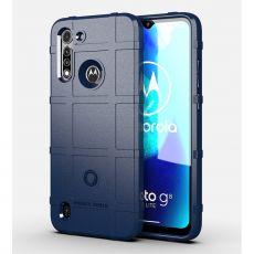 LN Rugged Shield Moto G8 Power Lite Blue