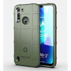 LN Rugged Shield Moto G8 Power Lite Green