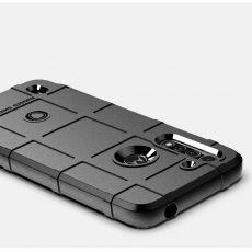LN Rugged Shield Moto G8 Power Lite Black