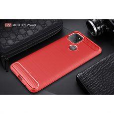 LN TPU-suoja Moto G9 Power red