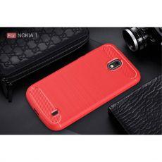 Luurinetti TPU-suoja Nokia 1 red