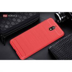 Luurinetti TPU-suoja Nokia 3.1 red