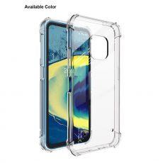 IMAK läpinäkyvä Pro TPU-suoja Nokia XR20