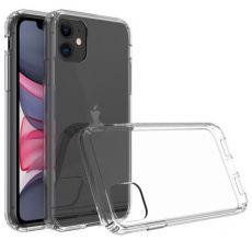 Screenor Bumber Hybrid läpinäkyvä -kuori iPhone 13 Mini