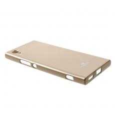 Goospery Xperia XA1 TPU-suoja gold