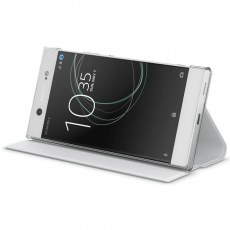 Sony Xperia XA1 Ultra Style Cover SCSG40 white