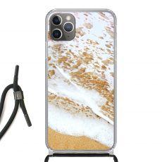 Suojakuori kantohihnalla omalla kuvalla iPhone 11 Pro