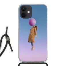 Suojakuori kantohihnalla omalla kuvalla iPhone 12 Mini