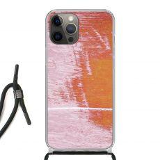 Suojakuori kantohihnalla omalla kuvalla iPhone 12 Pro Max