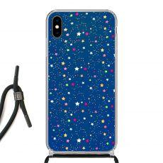 Suojakuori kantohihnalla omalla kuvalla iPhone Xs Max