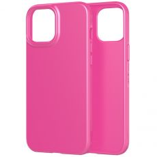 Tech21 Evo Slim iPhone 12 Mini fuchsia