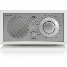 Tivoli Audio Model One BT-Radio white/silver