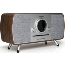 Tivoli Audio Music System Home walnut