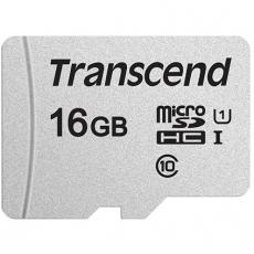 Transcend microSDHC 95R/45W 16GB