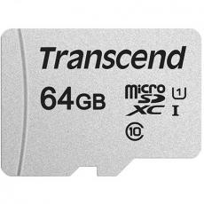 Transcend microSDXC 95R/45W 64GB