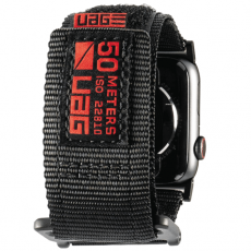 UAG Apple Watch 42/44 mm Active-hihna black