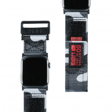 UAG Apple Watch 42/44 mm Active-hihna midnight