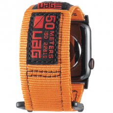 UAG Apple Watch 42/44 mm Active-hihna orange