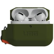 UAG Silicone Case Apple AirPods Pro olive/orange