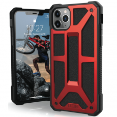 UAG Monarch iPhone 11 Pro Max crimson