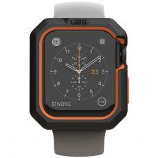 UAG Civilian suoja Apple Watch 4/5/6/SE 40mm black/orange
