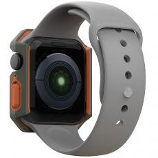 UAG Civilian suoja Apple Watch 44mm olive/orange