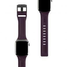 UAG Apple Watch 42/44 mm Scout silikoni purple
