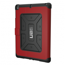 UAG Apple iPad 9.7 17/18 Metropolis-kotelo red