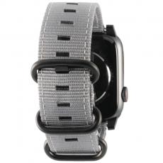 UAG Apple Watch 42/44 mm Nato-hihna grey