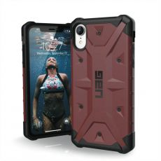 UAG Pathfinder iPhone Xr carmine