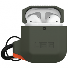 UAG Silicone Case Apple AirPods olive