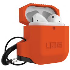 UAG Silicone Case Apple AirPods orange