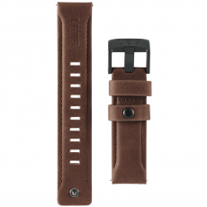UAG leather Watch GT 2 42mm brown