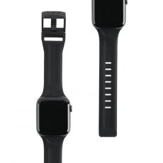 UAG Apple Watch 42/44 mm Scout silikoni black