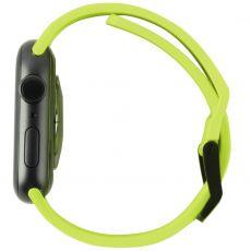 UAG Apple Watch 42/44 mm Scout silikoni green