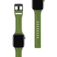 UAG Apple Watch 42/44 mm Scout silikoni olive