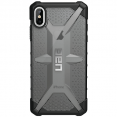 UAG Plasma Case iPhone Xs Max ash